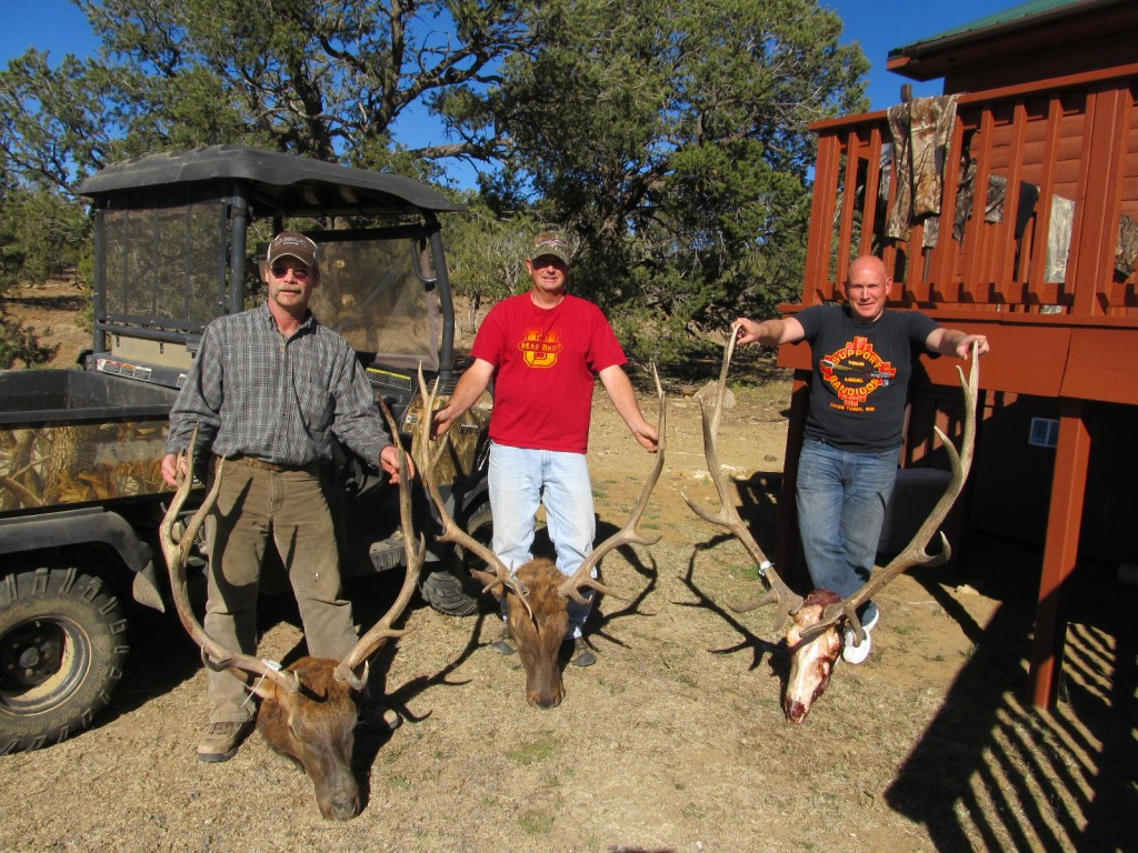 Ponderosa Ranch Elk Hunt