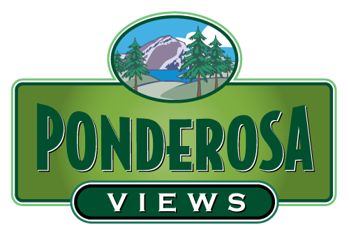 Ponderosa Views Logo